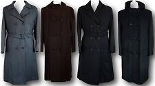 Traditionell Schuluniform Mantel - Duffle - Gabardine mit Gürtel Regenmäntel