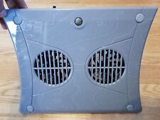 """Targus AWE1103X Notebook Cooling Chill Mat w/2x Fans - Supports up to 14"""" (Gray)"""