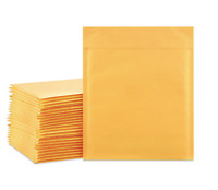 """8.5"""" x 12"""" Bubble Padded Envelopes Kraft Poly Bubble Mailers Best Protection pd."""