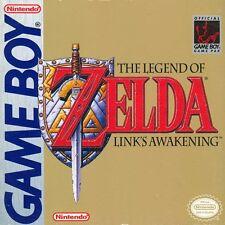 Legend Of Zelda Link's Awakening Game Boy Color Advance