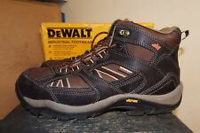 Hyena Ravine Leather Hiker Steel Toe Breathable Safety Boots SZ 9 /EU 43 - AA219