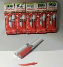 Covergirl Outlast All Day Custom Red Lip Color #810 Orange-U-Gorgeous 24 Hours