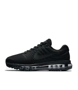 Nike Air Max 2017 Black Sneakers for Men for Sale | Authenticity ...