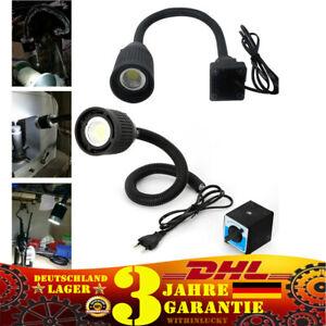 5W LED Arbeitsleuchte Magnetische or Flexibel Licht Arm For CNC Maschinenlampe
