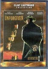 Unforgiven Clint Eastwood Collection Dvd