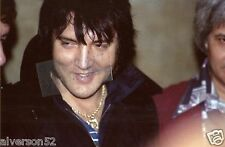 ELVIS PRESLEY CANDID PHOTO - MONTGOMERY AL  1977