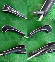 """NEW """" SONARTEC """" FAIRWAY WOOD Golf Club Headcover With # 3 + 19 + 21 Tags NEW !"""