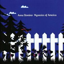 Anna Domino - Mysteries Of America/Colouring In The Edge.... [CD]