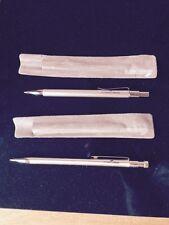 Ladies & Gents Original Concorde Inflight Gift Biro Pen Set in BA Sleeve