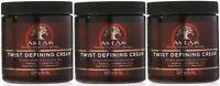 3 Pack - As I Am - Twist Defining Cream - 8 Oz (Each)