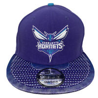 New Era Charlotte Hornets 9Fifty 950 Embroidered Snapback Hat Cap NBA