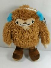Official Vancouver 2010 Olympics Quatchi Mascot Collect Plush Stuffed Animal