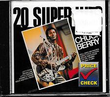 Chuck Berry - 20 Super Hits -CD-   CHESS MCD 18036-2         NEU&OVP/SEALED!