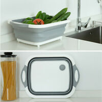 Collapsible Colander Fruit Vegetable Washing Drain Basket Or Hollow Drain Basket