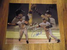 Carte de baseball de Derek Jeter de 2000 Upper Deck de 9x13 cms!