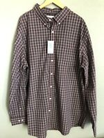 Croft & Barrow Men's  Shirt Size 3 XL Tall Regularly $ 50