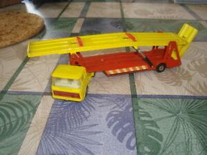 camion transport matchbox voiture auto daf car transporter
