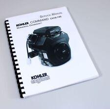 Kohler Heavy Equipment Manuals & Books for Generator for sale | eBay
