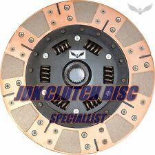 JDK DUAL MULTI FRICTION CLUTCH DISC FIT's 03-17 NISSAN 350Z 370Z 250mm 24SPLINE