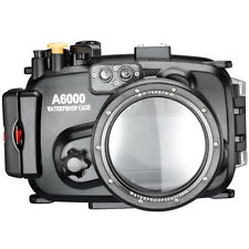 Neewer 130ft Underwater PC Housing Camera Waterproof Case for Sony A6000