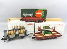 Z 70166 Drei Märklin Spur 1 Güterwagen