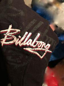 Sweat Billabong A2FS18 BIINU Motive ZH Boy 10  0019 Black