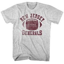 USFL New Jersey Generals Men's T Shirt Trump East Rutherford American Football