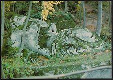 AA2099 Viterbo - Provincia - Bomarzo - Parco dei Mostri - La Ninfa dormiente