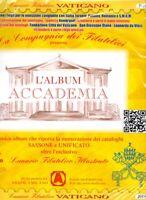 Accademia fogli Abafil per Vaticano 2019