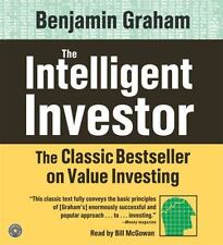 The Intelligent Investor CD: The Classic Text on Value Investing (CD)