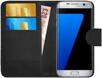 G-Shield® Etui Coque Housse Portefeuille PU Cuir Pour Samsung Galaxy S7 Edge