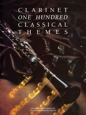 100 Classical Themes for Clarinet NEW 014036698