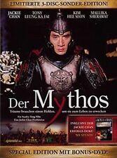 Der Mythos 3 DVDs von Stanley Tong mit Jackie Chan, Tony Leung, Mallika Sherawat