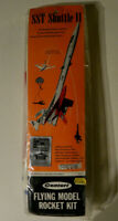 Centuri SST SHUTTLE ll, Rocket and Glider, Kit KC-17 early version, UNOPENED
