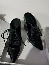 Asos Zapatos Talla 4 usado una vez Negro