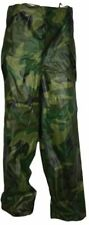 Military Issued Woodland Wet Weather Trousers-NEW