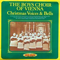 The Boys Choir Of Vienna – Christmas Voices & Bells 33 RPM Vinyl LP Record
