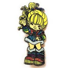 Rainbow Bright 80's Cartoon Toy Hat Jacket Tie Tack Lapel Pin