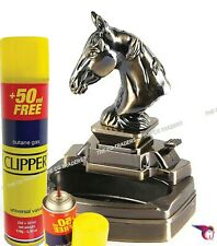 More details for ashtray & lighter long-term use gas refill with clipper butane christmas gift