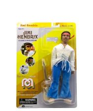 "Jimi Hendrix Woodstock Action Figure 8"" Collectable #9,114/10,000"