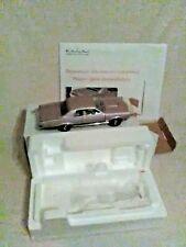 Danbury MINT 1965 PONTIAC GTO  w/BOX & DOCS