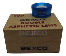 3PC COMBO 90D Double Aspheric Lens (BLUE / BLACK) BEXCO Free SHIP WOOD CASE
