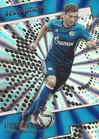 2017 Panini Revolution Soccer - Sunburst Parallel (Retail) FC Schalke 04 155-164