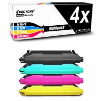 4x Toner ersetzt Samsung C4072S K4072S M4072S Y4072S CLT-4072 P4072C CLT-P4072C