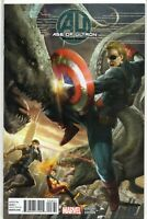 AGE OF ULTRON #8 1:50 7th ORANGE VARIANT NM- (PRIORITY & FREE INSURANCE)