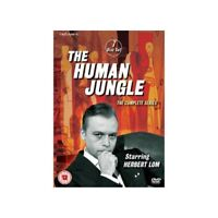Human Jungle: The Complete Series DVD (2012) Herbert Lom cert 12 7 discs