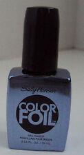 Sally Hansen Limited Edition Color Foil Polish Nail Art 480 LEADEN LILAC