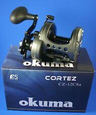 Okuma Cortez Black Cz-12CSa Star Drag Fishing Reel