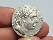 Extremely Rare Ancient Greek Silver Tetradracm Coin Lysimachos 16,1 Gr 27 Mm