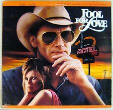Fool for love 33 tours Robert Altman Kim Basinger Sam Shepard  1985